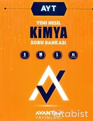 Avantaj Yayınları - AYT Kimya Soru Bankası