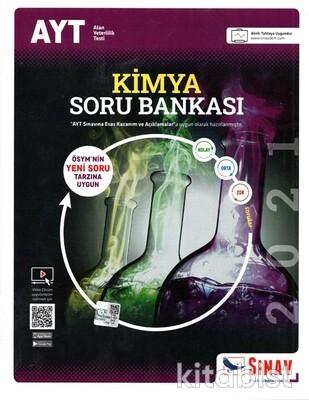 Sınav Yayınları - AYT Kimya Soru Bankası