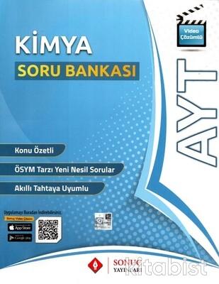 Sonuç Yayınları - AYT Kimya Soru Bankası