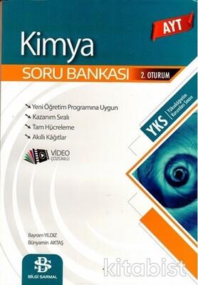 Bilgi Sarmal Yayınları - AYT Kimya Soru Bankası