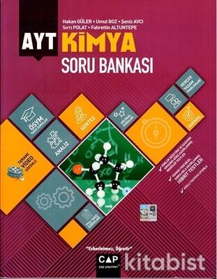 Çap Yayınları - AYT Kimya Soru Bankası