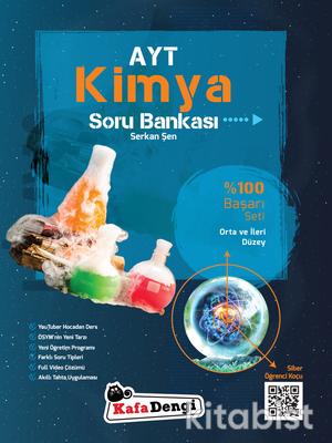 Kafadengi Yayınları - AYT Kimya Soru Bankası - Orta ve İleri Düzey