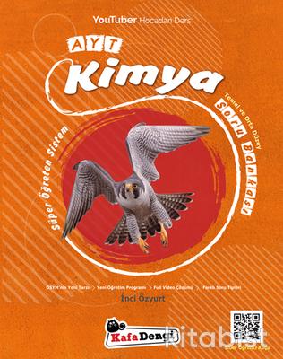 Kafadengi Yayınları - AYT Kimya Soru Bankası - Temel ve Orta Düzey