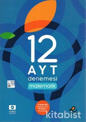 Endemik Yayınları - AYT Matematik 12'li Deneme Sınavı