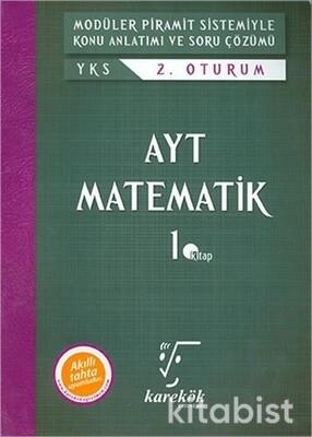 Karekök Yayınları - AYT Matematik 1.Kitap MPS Konu Anlatımlı