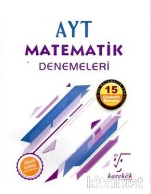 Karekök Yayınları - AYT Matematik 15 li Deneme Sınavı