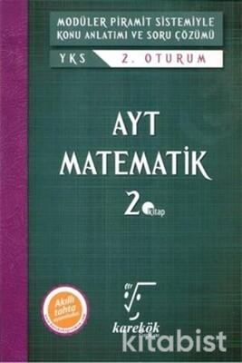 Karekök Yayınları - AYT Matematik 2.Kitap MPS Konu Anlatımlı