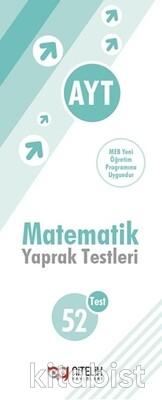 Nitelik Yayınları - AYT Matematik 52'li Yaprak Test