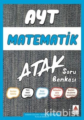 Delta Yayınları - AYT Matematik Atak Soru Bankası