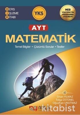 Nitelik Yayınları - AYT Matematik Ders İşleme Kitabı