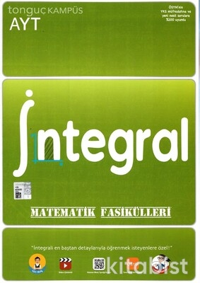 Tonguç Akademi - AYT Matematik Fasikülleri - İntegral
