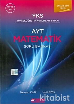 Esen Yayınları - AYT Matematik Kırmızı Seri Soru Bankası