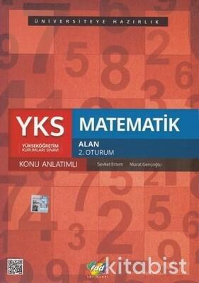 Fdd Yayınları - AYT Matematik Konu Anlatımlı