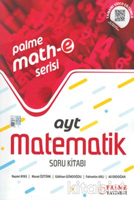 Palme Yayınları - AYT Matematik Math-e Serisi Soru Bankası
