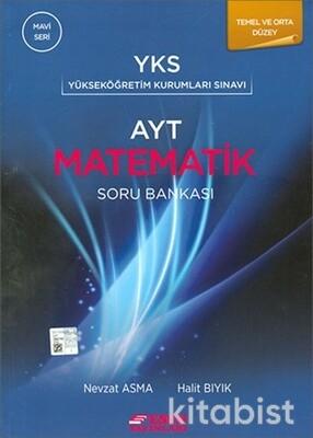 Esen Yayınları - AYT Matematik Mavi Seri Soru Bankası