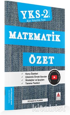 Delta Yayınları - AYT Matematik Özet