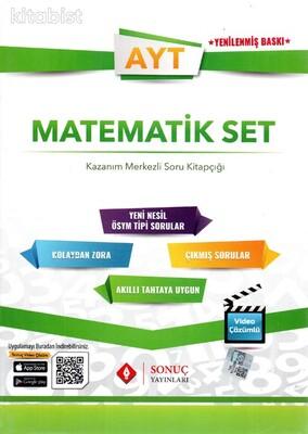 Sonuç Yayınları - AYT Matematik Set
