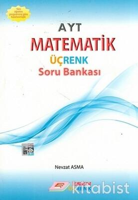 Üçrenk Yayınları - AYT Matematik Soru Bankası