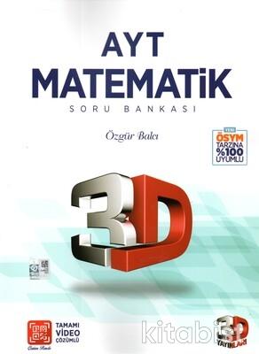 3D Yayınları - AYT Matematik Soru Bankası