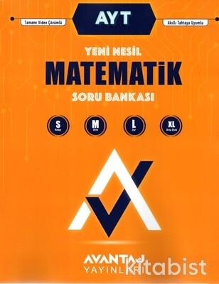 Avantaj Yayınları - AYT Matematik Soru Bankası
