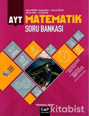 Çap Yayınları - AYT Matematik Soru Bankası