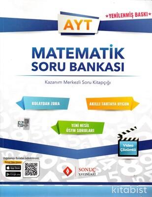 Sonuç Yayınları - AYT Matematik Soru Bankası