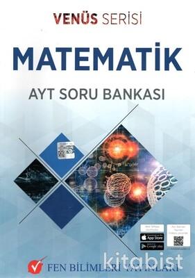 Fen Bilimleri Yayınları - AYT Matematik Soru Bankası Venüs Serisi