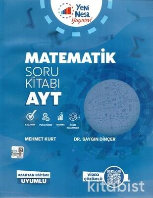 Yeni Nesil Yayınları - AYT Matematik Soru Kitabı