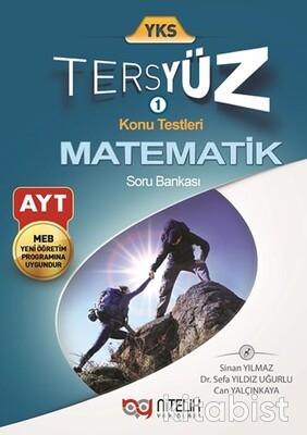 Nitelik Yayınları - AYT Matematik Tersyüz Soru Bankası