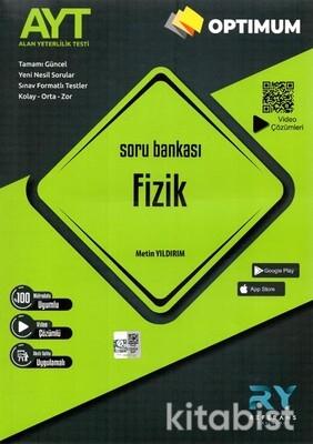 Referans Yayınları - AYT Optimum Fizik Soru Bankası