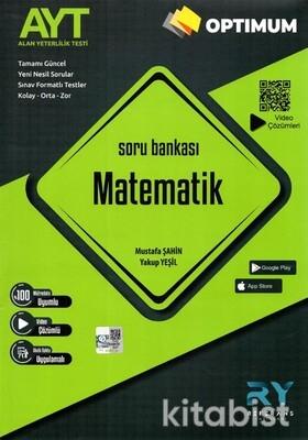 Referans Yayınları - AYT Optimum Matematik Soru Bankası