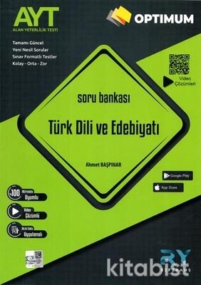 Referans Yayınları - AYT Optimum Türk Dili ve Edebiyatı Soru Bankası