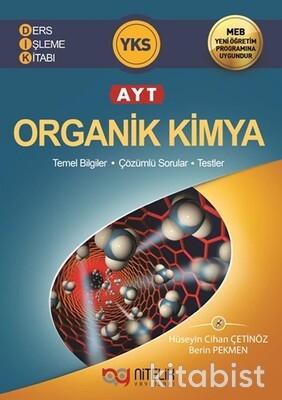Nitelik Yayınları - AYT Organik Kimya Ders İşleme Kitabı