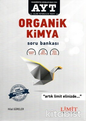 Limit Yayınları - AYT Organik Kimya Soru Bankası