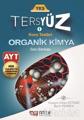 Nitelik Yayınları - AYT Organik Kimya Tersyüz Soru Bankası