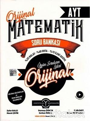 Orijinal Yayınları - AYT Orijinal Matematik Soru Bankası