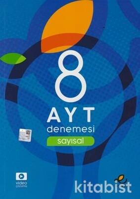 Endemik Yayınları - AYT Sayısal 8 li Deneme Sınavı