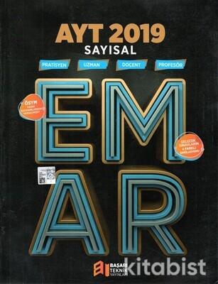 Başarı Teknik Yayınları - AYT Sayısal EMAR 2019 Çıkmış Sorular ve Soru Bankası