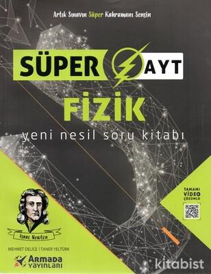 Armada Yayınları - AYT Süper Fizik Yeni Nesil Soru Kitabı