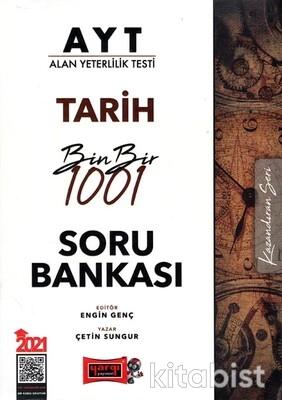 Yargı Yayınları - AYT Tarih 1001 Soru Bankası - 2021