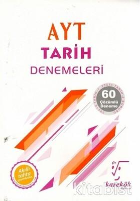 Karekök Yayınları - AYT Tarih 60'lı Deneme Sınavı