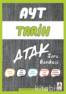 Delta Yayınları - AYT Tarih Atak Soru Bankası