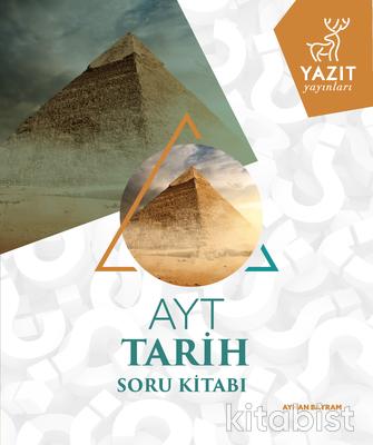 Yazıt Yayınları - AYT Tarih Soru Bankası