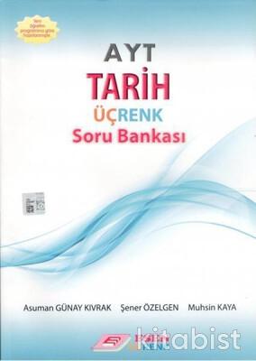Üçrenk Yayınları - AYT Tarih Soru Bankası