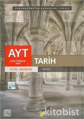 Fdd Yayınları - AYT Tarih Soru Bankası