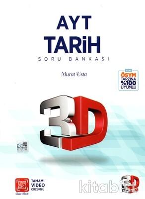 3D Yayınları - AYT Tarih Soru Bankası
