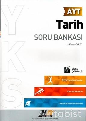 Hız ve Renk Yayınları - AYT Tarih Soru Bankası