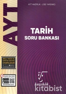 Karekök Yayınları - AYT Tarih Soru Bankası