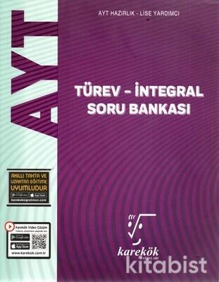 Karekök Yayınları - AYT Türev İntegral Soru Bankası