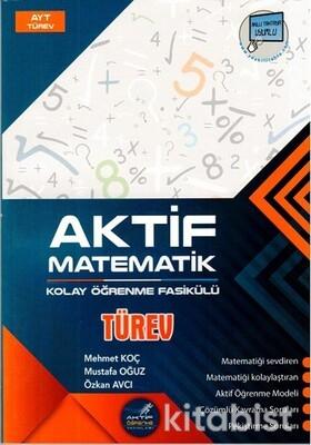 Aktif Öğrenme Yayınları - AYT Türev - Kolay Öğrenme Fasikülü